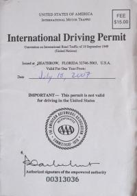international drivers licence - Page 4 - Pattaya Forum