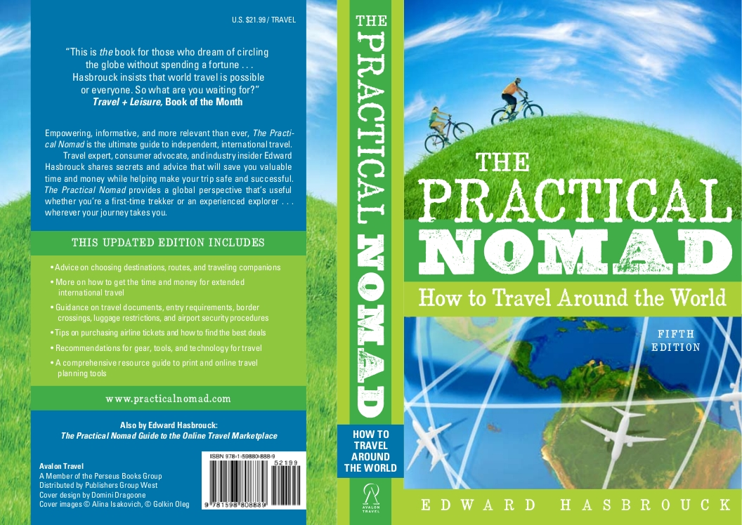 Travel Book Cover ~ Practical nomad photos and images