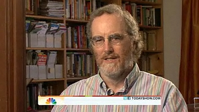 Edward Hasbrouck on the TODAY Show on NBC-TV