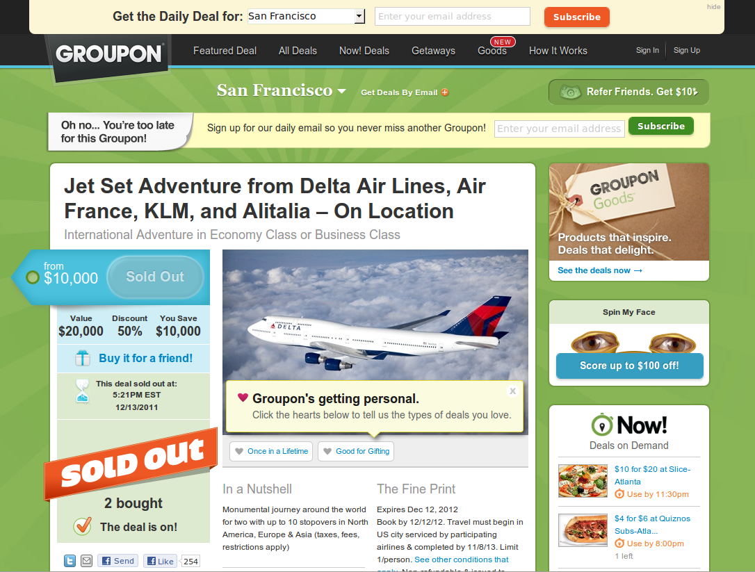 Online Advertising Exchange